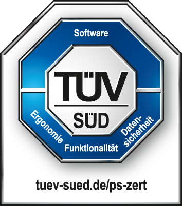 TÜV Süd - service tested